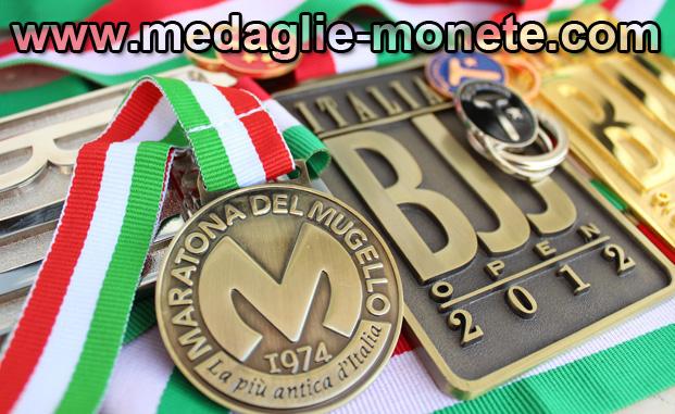 Medaglie commemorative e per premiazioni sportive